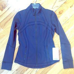 NWT Lululemon Define Jacket, navy blue size 8